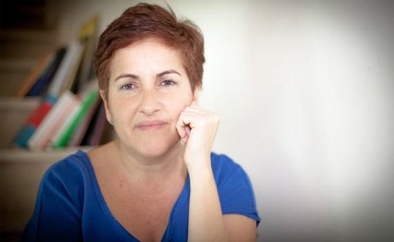 Sandra F. Álvarez, escritora