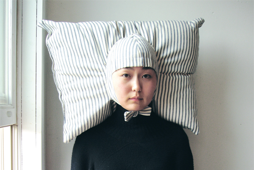Joo Youn Paek, Pillowig, 2005