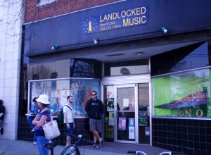 Landlocked Music