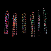 Kayo Dot: Stained Glass EP