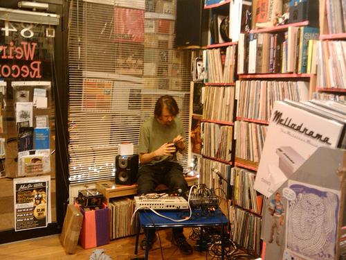 Weirdo Records