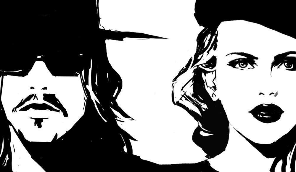 Scarlett Johansson & Lulu Gainsbourg