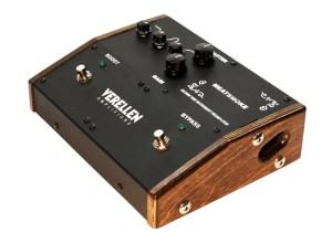 Verellen Amplifiers' Meatsmoke preamp pedal