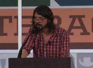 Dave Grohl SXSW keynote speech