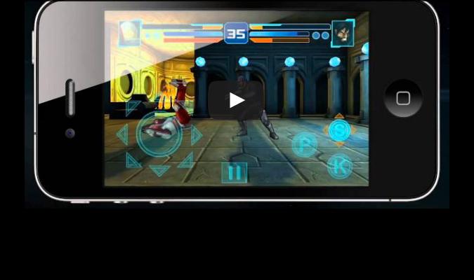 Coheed & Cambria iOS game