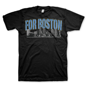 For Boston: Front