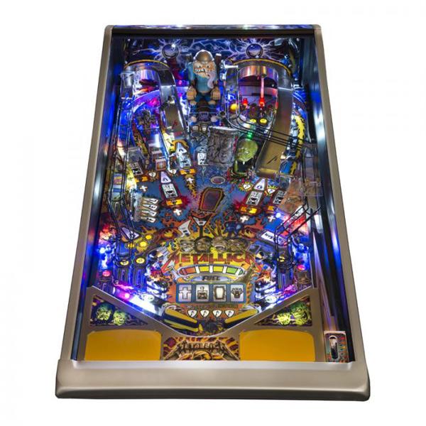 Metallica: Limited Edition pinball