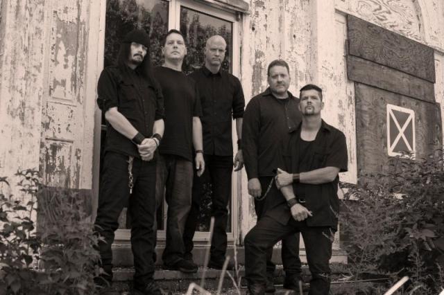 Funeral Doom band EVOKEN by Jenny Panic