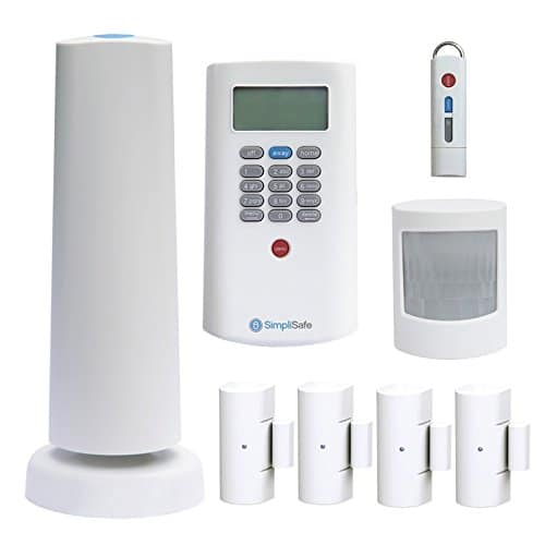 Wireless Home Alarm Systems Reviews