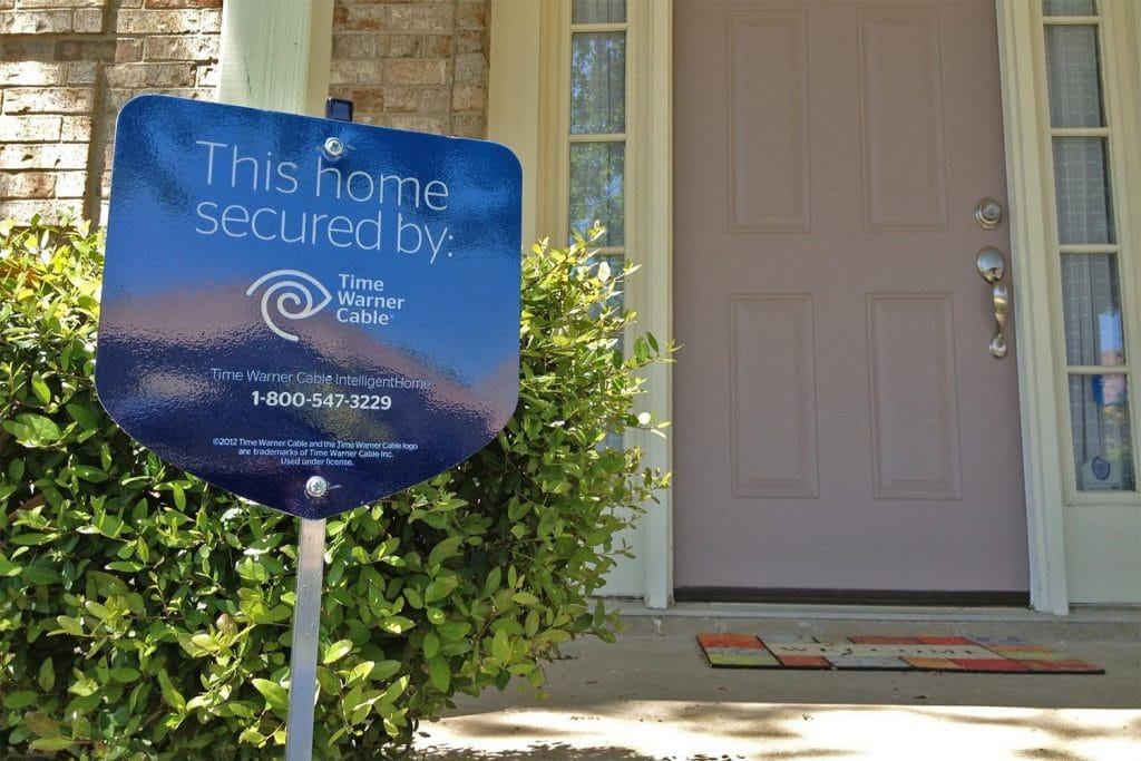 Time Warner Home Security