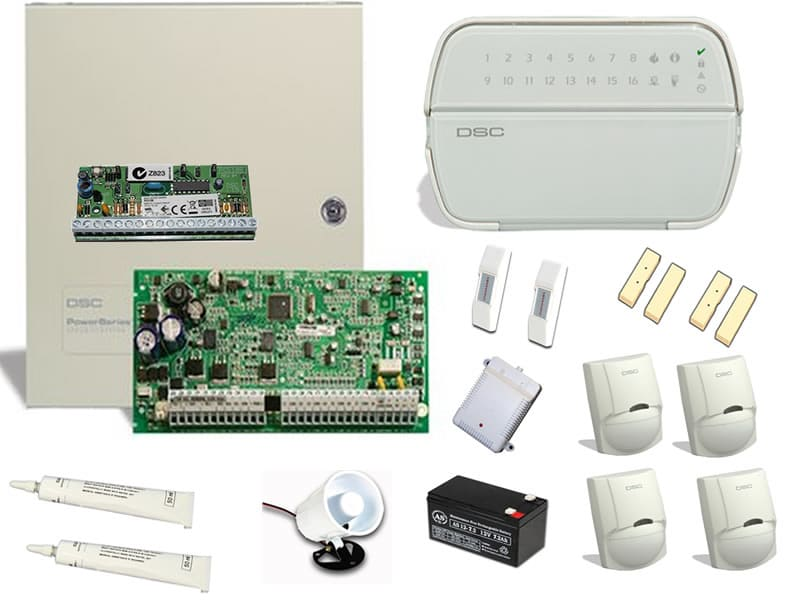 Dsc Home Security
