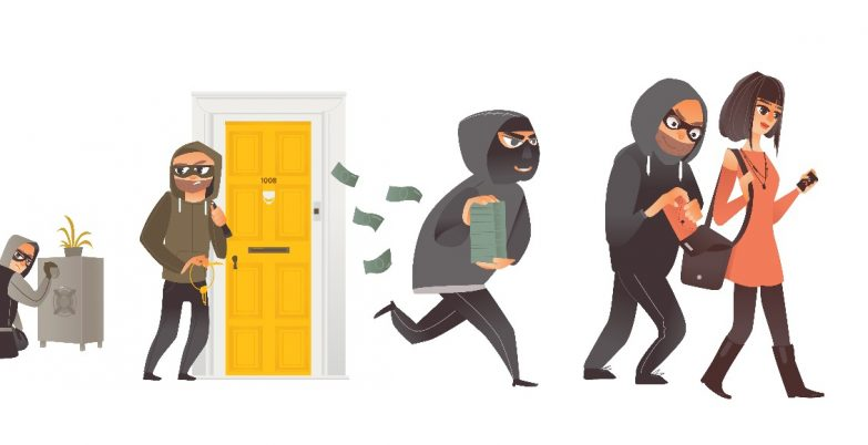 Consejos para evitar robos en empresas y negocios