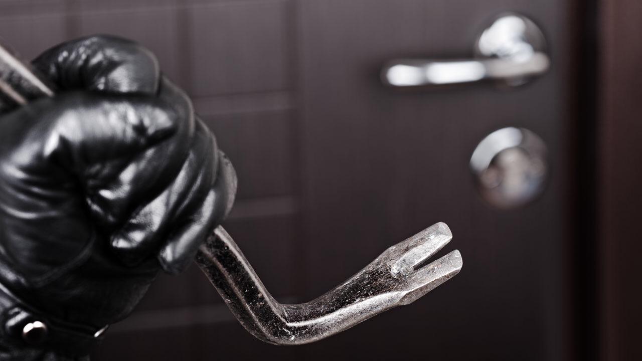 Politiets 5 god råd til indbrudssikring