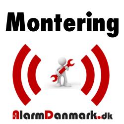 Montering & Opsætning