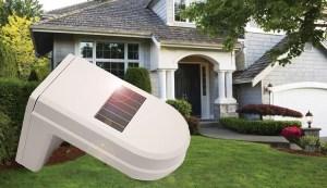 Détecteur Risco Beyond Outdoor Rotule solaire