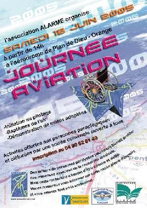 Journée Aviation 2005 à Orange