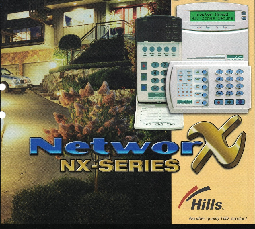 Security Alarm System Battery