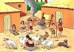 La aritmética y la reunión de poblados