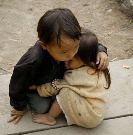 Sobre el ejemplo incondicional de los niños