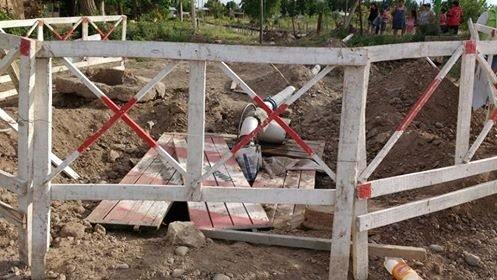 """Catriel25Noticias.com pozo-aguas-1 Catriel. Muerte en obra de cloacas: Tres responsables de la empresa """"Rimsol"""" Destacadas LOCALES"""