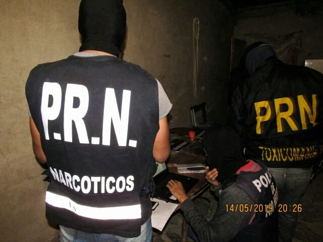 policia antinarcoticos RN 1