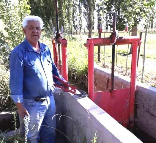 Catriel. Vecino destacado, 45 años de servicio