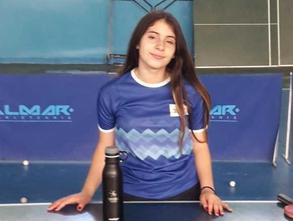 Tenis de Mesa-Se actualizó el ranking con Catriel destacado en varias categorías