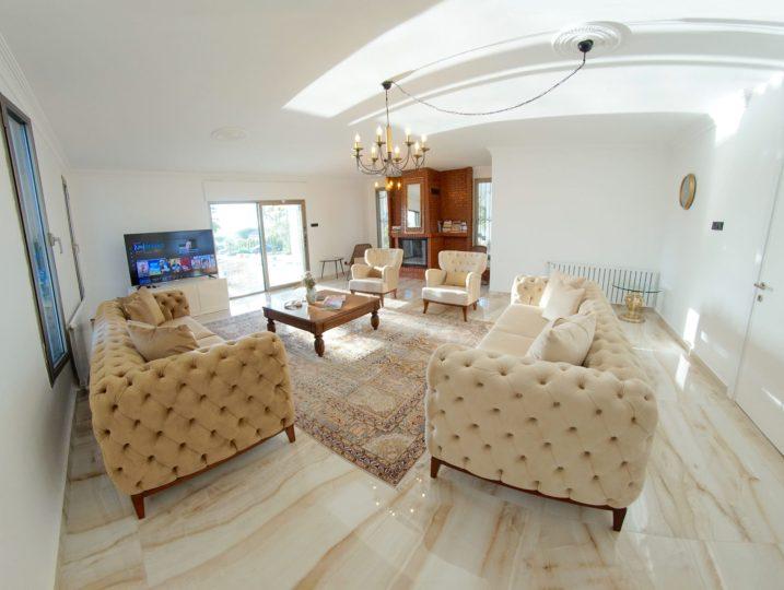🇬🇧 LIVING ROOM / 🇫🇷 Salle de séjour / 🇩🇪 Wohnzimmer / 🇹🇷 OTURMA ODASI