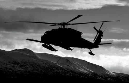 Alaska Air Guardsmen Rescue Pilot, Passenger near the Talachulitna River