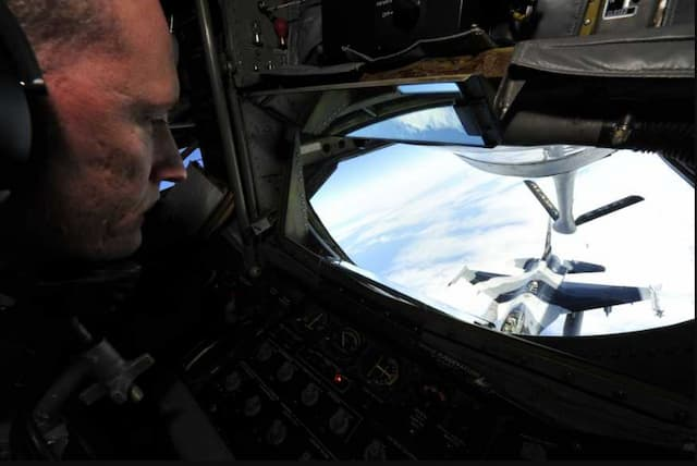 Alaska Air National Guard to receive four additional KC-135 Stratotankers at Eielson AFB
