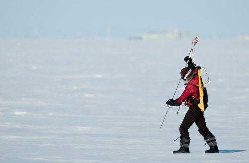 Snow has Thinned on Arctic Sea Ice