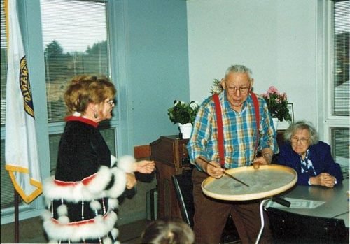 Alutiiq Dance History Project Funded