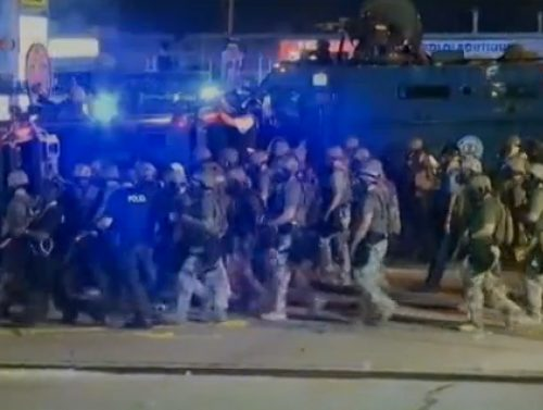 Congress Probes Militarization of US Police