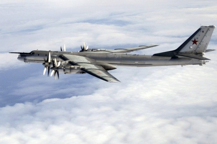 NATO Tracks Spike in Russian Aerial Activity in Europe