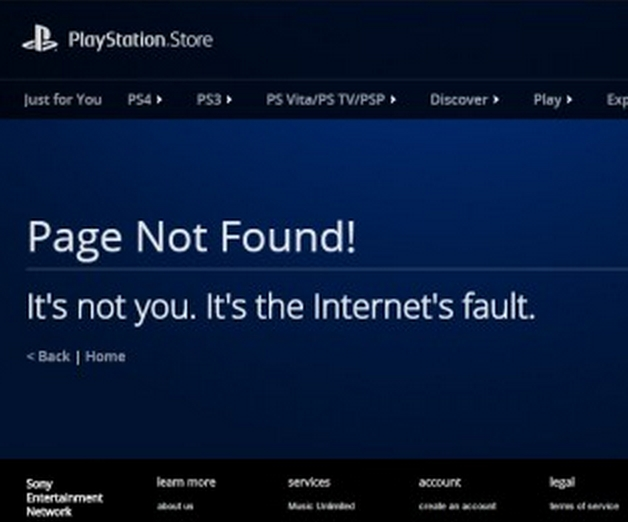 Lizard Squad Takes out Sony PlayStation Network
