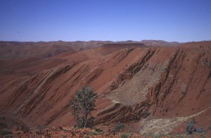 The oldest samples are sedimentary rocks that formed 3.2 billion years ago in northwestern Australia. They contain chemical evidence for nitrogen fixation by microbes.R. Buick / UW