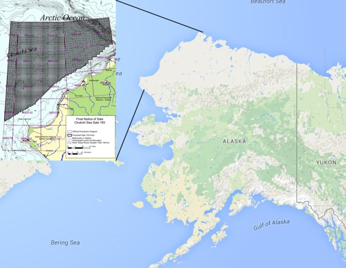 Department of the Interior Affirms 2008 Chukchi Sea Lease Sale