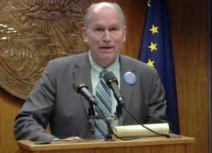Governor Walker Calls Joint Session