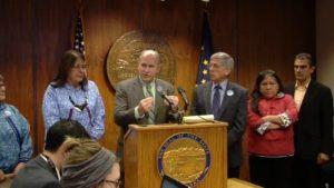 Governor Walker Signs Emergency Adoption Regulations