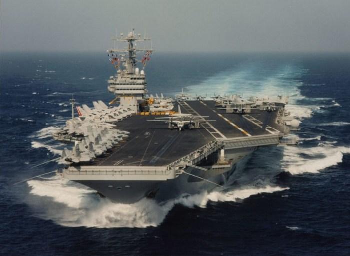 Saudi Arabia Ends 'Decisive Storm.' Roosevelt Shadows Iranian Ships