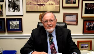 Congressman Don Young shares his thoughts on H.R. 1335 prior to committee markup