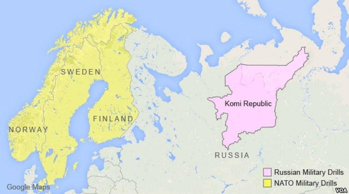 Russia Kicks off Massive Military Exercises