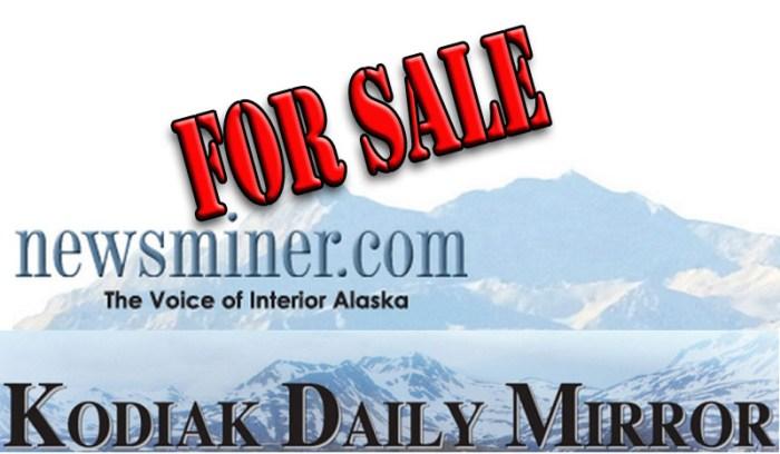 Singleton Announces Kodiak Daily Mirror and Fairbanks Daily News Miner Up for Sale