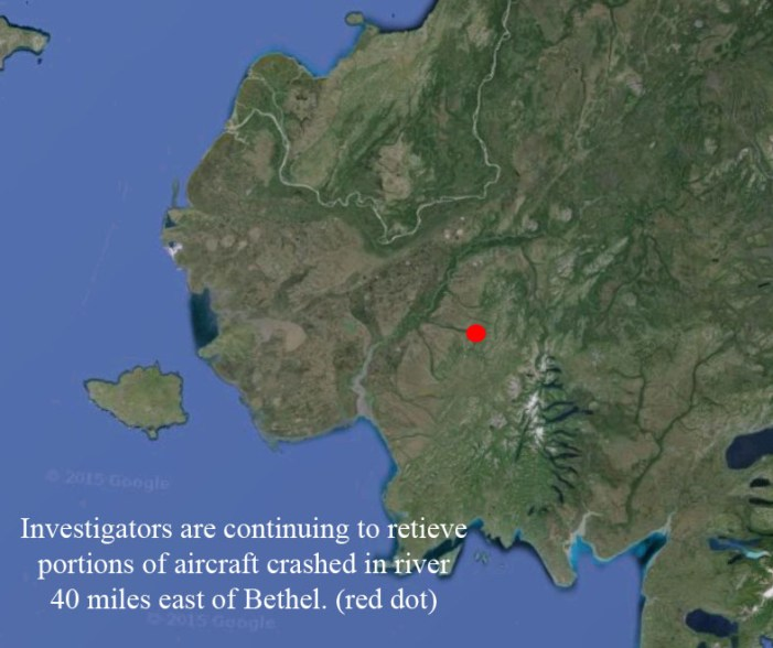 Body of Blaze Highlander Found at Yute Air Crash Site