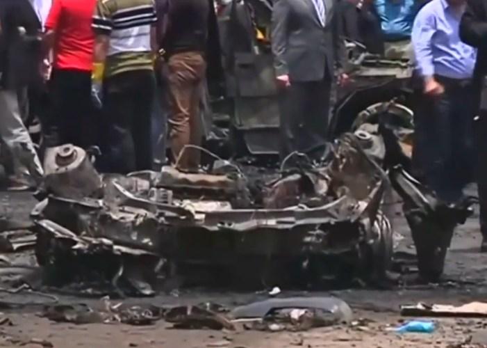 Car Bomb Kills Egypt's Top Prosecutor