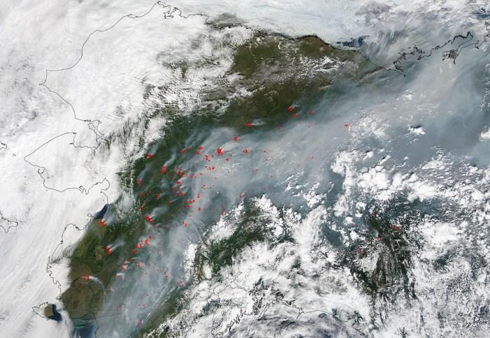 State Wildfire Update