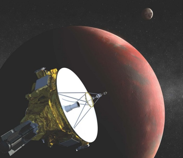 UAF Researcher Works on NASA New Horizons Mission to Pluto