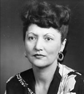 Elizabeth Peratrovich,  speech was decisive in the passage of the Alaska territory's passage of the Anti-Discrimination Act of 1945.