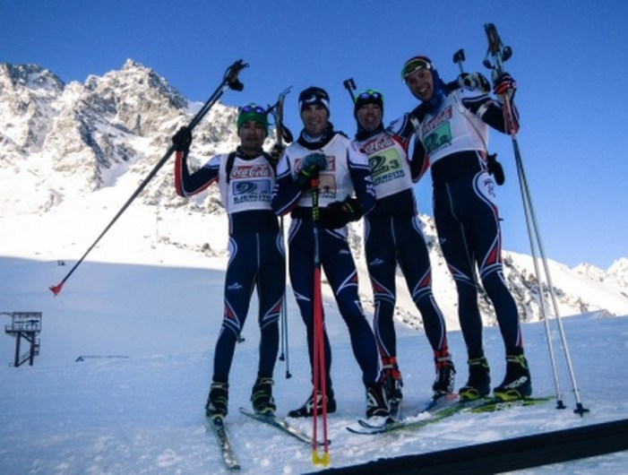 Alaska National Guardsmen Participate in International Biathlon Event