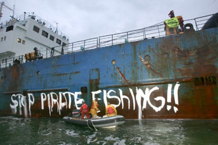 Senate Passes Legislation to Combat Pirate Fishing